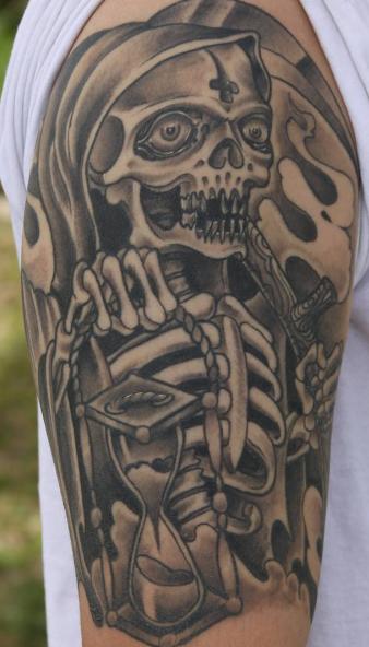 jacob good vibrations tattoo